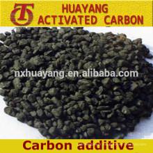 Additif carbone faible teneur en carbone / recarburant à faible teneur en soufre