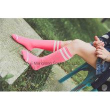 Candy Color Sweet Girl Medias de algodón