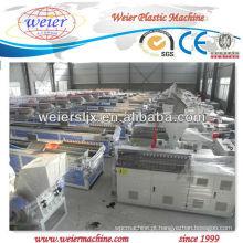 WPC esfola a máquina do molde da construção