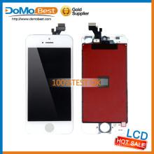 Meilleur écran lcd orignal complet de qualité pour l'iphone 5G Tele-centre commercial
