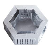 Cage de piège de fil métallique d'animal de rongeur de souris de rat