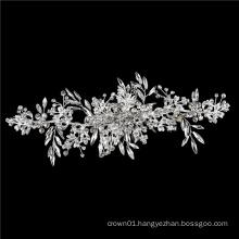 wholesale Wedding crystal hair hair clips for women accessories rhinestone