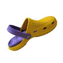 Manufacturer customized comfortable waterproof EVA Foam injection mold garden shoes