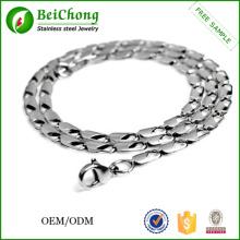 Importación por mayor de joyería de plata cadena