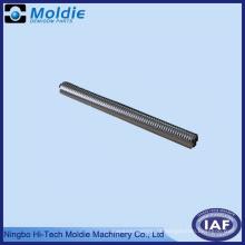 Extrusão de alumínio e fabricação de peças de usinagem