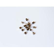 Fusible en tube de verre à action rapide 5 X 20 mm