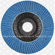 Super Stainless Steel Abrasive Cloth Polish Flap Disc (Professional manufacturer)