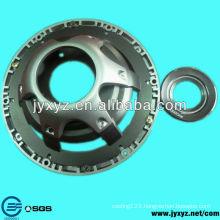 casting of steel precision auto parts