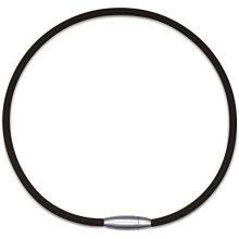 Cordon en caoutchouc de silicone et fermoir magnétique pour softball