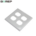 YGC-002 Hot sale customized GFCI electrical wall plates