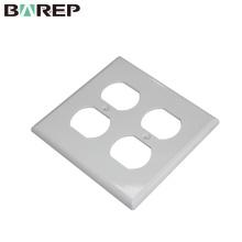 YGC-002 Heißer Verkauf kundenspezifische GFCI elektrische Wandplatten