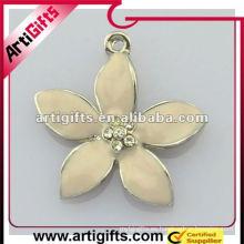 colgante de diseño de flores