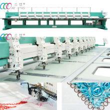 Mezclado de bobinado y Tapping máquina de bordado