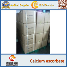 Nahrungsmittelgrad-Kalziumascorbat, 5743-28-2, Ascorbinsäure-Kalzium-Salz-Dihydrat