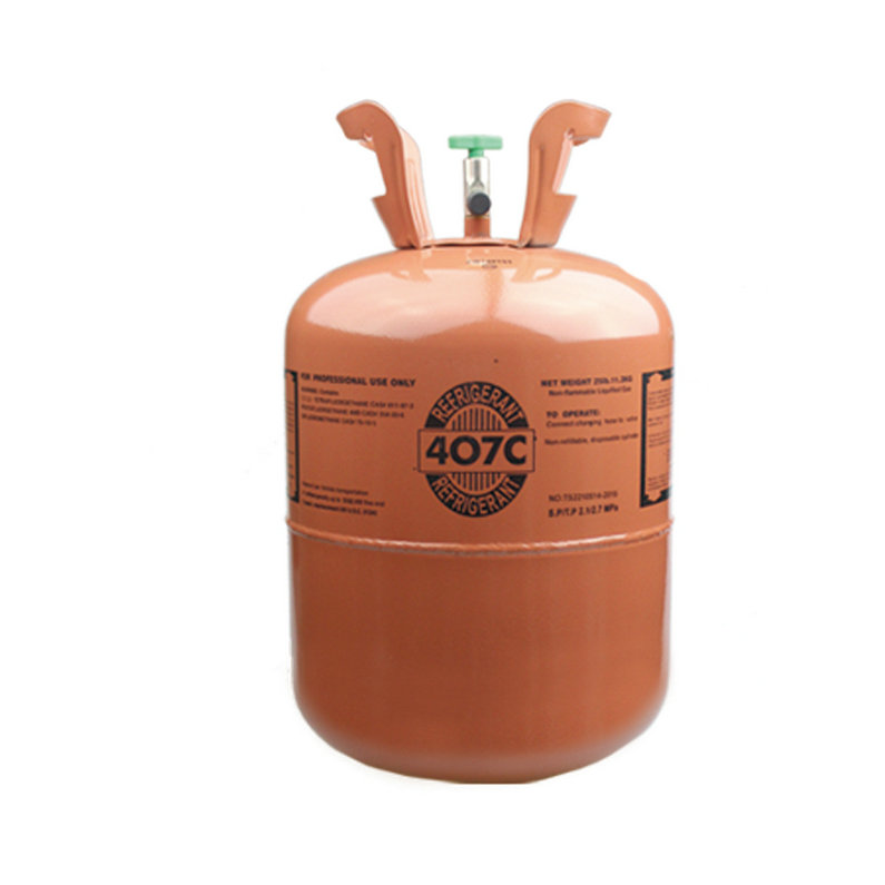 New Refrigerants R407c