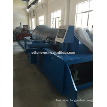 High quality and high speed sectional warping machine