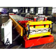Deck Floor Metal Hidraulik Roll Forming Machine