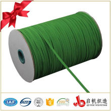 Webbing product type braided technics wide braided elastic tape