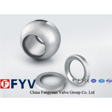 High Quality Stainless Steel Balls Valve Parts