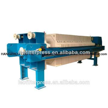 Leo Filter Press 1000 Presse à filtre à chambre industrielle automatique