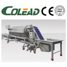 Batata peeling máquina / cenoura peeling máquina / haste vegetal peeling máquina / vegetal peel máquina