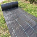 PP black Weed Control Fabric Mat for horticulture