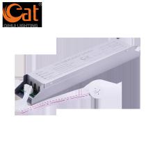 Sauvegarde de la batterie du tube LED d'urgence à 100%