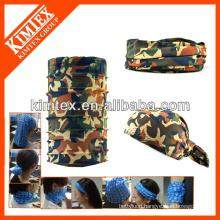 Tubular brand multifunctional seamless elastic plain headbands