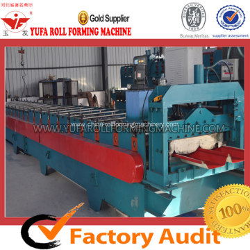 Hydraulic Press Roof Tile Galvanic Machiner