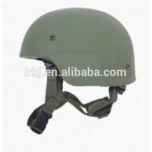 Military camouflage IIIA ballistic helmet and kevlar bullet proof helmet