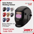 Auto darkening welding mask electronic welding mask code.7070