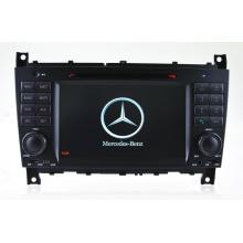 Hualingan GPS Vehicle Sysytem DVD Player for Benz C W203 Clk W209 DVD Navigation