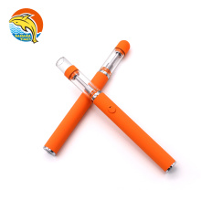 Wholesale e cigarette Rechargeable mini 1ml empty vape pen CBD oil vape pen