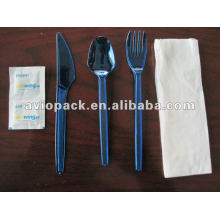 Airline cutlery pack 6 in 1