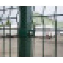 Panel de malla de alambre curvado soldado