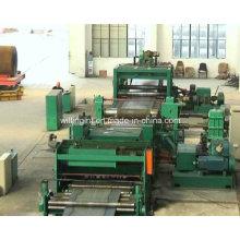 Machine de coupe-à-longueur en acier