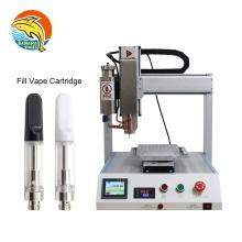 Canada trending cbd oil cartridge filling machine BANANATIMES high quality automatic cartridge filling machine