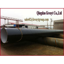 Chino API 5L FBE recubrimiento tubería de acero para el petróleo y gasoducto