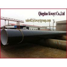 Chine API 5L FBE en acier à revêtement pour pipelines d'huile et de gaz