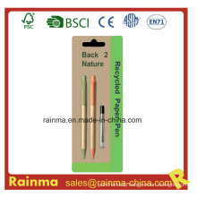 Paper Propelling Pencil for Logo Pen Gift