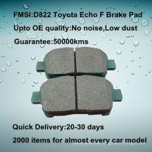 OE Qualität Echo Qualität Auto Keramik Bremsbelag D822