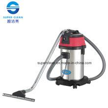 30L aspirador para molhado e seco com aço inoxidável