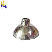 Литье по выплавляемым моделям на заказ абажур из металла со светодиодной подсветкой