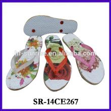 The latest models of slipper eva ladies designs slipper