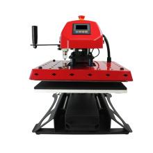 Machine de presse pneumatique de chaleur pour les T-Shirts