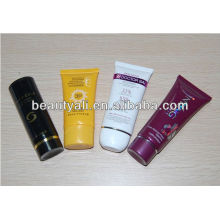D35mm cosmetic tube for suncream cosmetic packaging