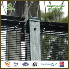 Alta Segurança Anti Climb Razor Wire Esgrima