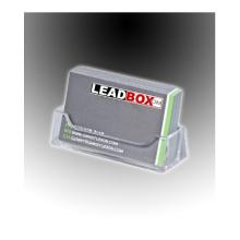 Visitenkarte Druck Transparente Plastikkarte