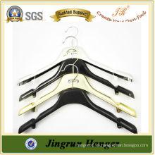 Alibaba Popular Gancho de metal colgante de plástico para el vestido de novia