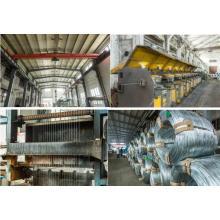 Galvanisierter Stahl Eisen Draht 1,5mm